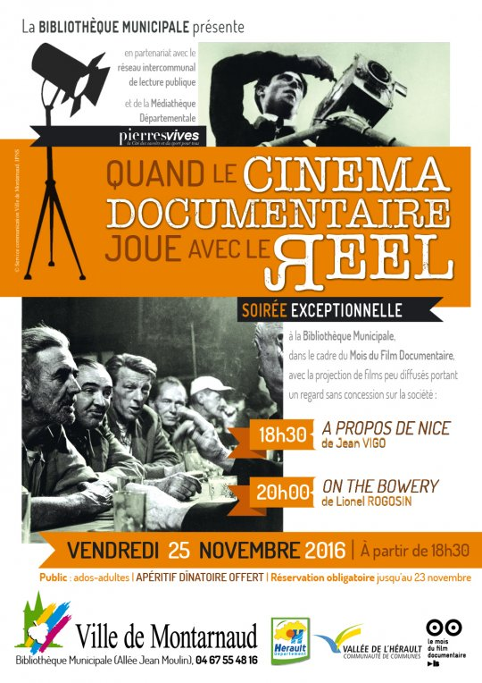 Affiche Mois du Documentaire - JPEG - 814.7 ko
